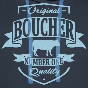 Boucher Sweat-shirts - Sweat-shirt à capuche Premium pour hommes