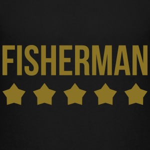 Fisherman T-shirts - Teenager premium T-shirt