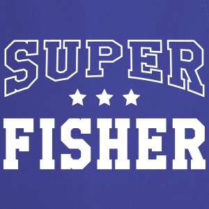 Super Fisher  Aprons - Cooking Apron
