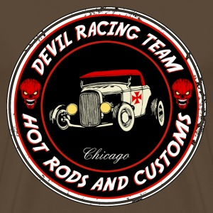 Devil racing team 01 T-Shirts - Men's Premium T-Shirt