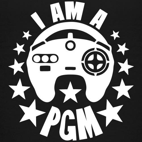 i_am_a_pgm_pro_gamer_manette_logo