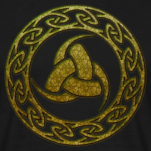 Odins Horn, Keltischer Knoten, Dreikraft Symbol