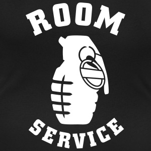 Room service T-Shirts - Women's Scoop Neck T-Shirt