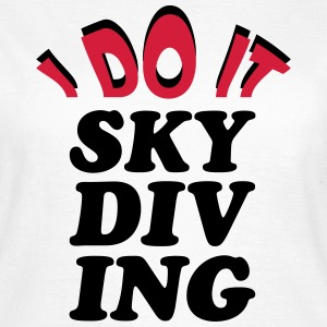Skydiving T-Shirts - Women's T-Shirt