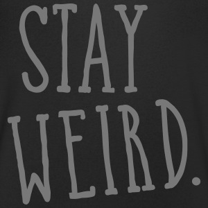 Stay Weird Tee shirts - T-shirt Homme col V