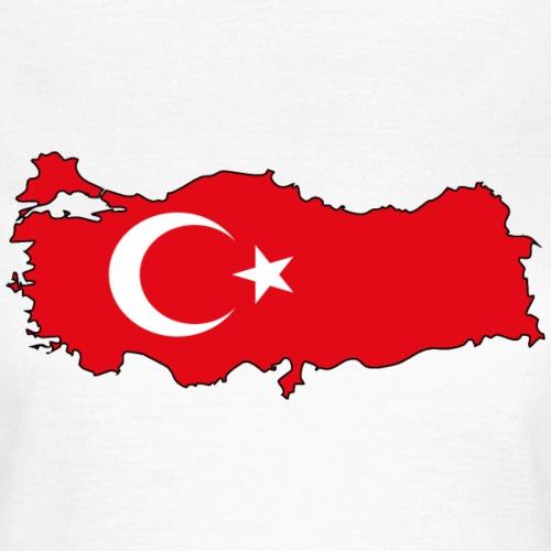Türkei Flagmap