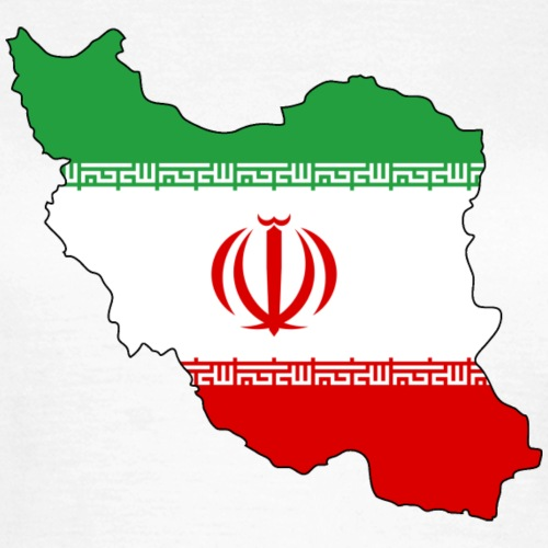 Iran Flagmap