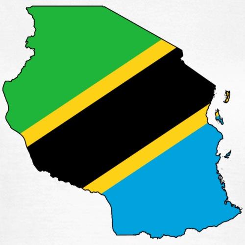 Tanzania Flagmap