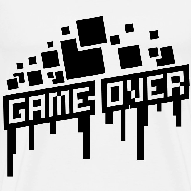 Game Over shirt!