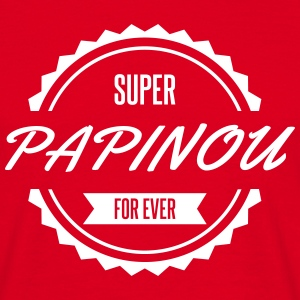 super_papinout_for_ever Tee shirts - T-shirt Homme