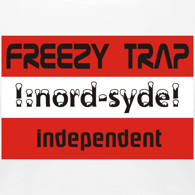 Freezy Trap GirlieShirt