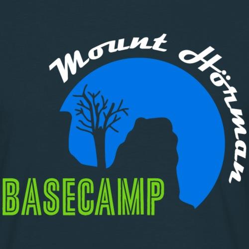 Mount Hörman Basecamp