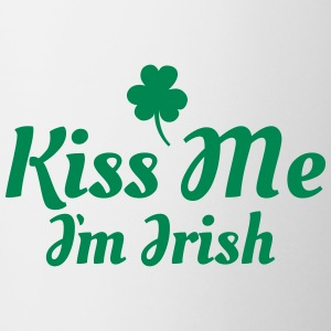 kiss me i'm irish excellent Mugs & Drinkware - Mug