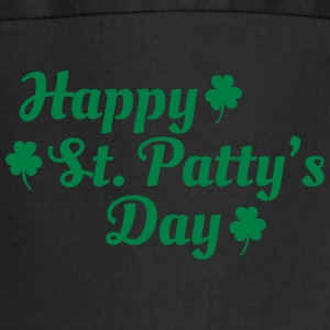 happy st patty's day  Aprons - Cooking Apron