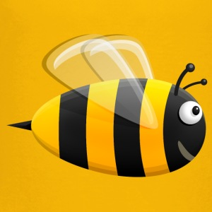 Funny Bee T-Shirts - Kinder Premium T-Shirt