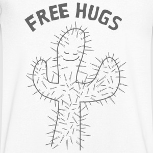 Free Hugs T-Shirts - Men's V-Neck T-Shirt