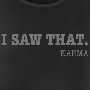 I Saw That - Karma Ropa deportiva - Camiseta sin mangas hombre transpirable