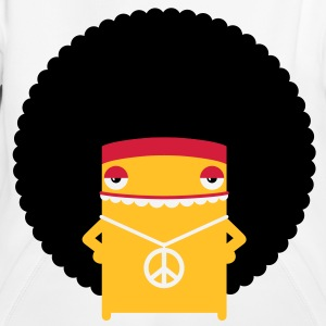 A hippie with an afro Hoodies - Kids' Premium Hoodie