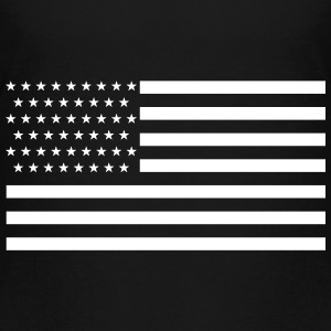 Stars and stripes T-shirts - Premium-T-shirt tonåring