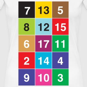 13 Shades of Zürich T-Shirts - Women's Premium T-Shirt