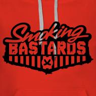 Motiv ~ Smoking Hoodie ♀