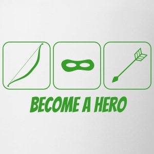 become a hero 2 Mokken & toebehoor - Mok