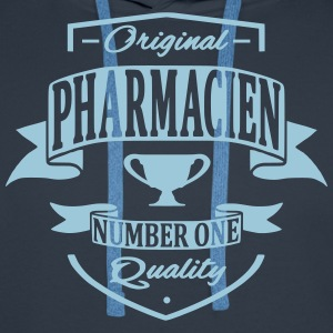 Pharmacien Sweat-shirts - Sweat-shirt à capuche Premium pour hommes