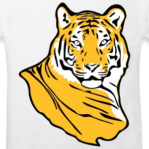 Tiger T-Shirts - Kinder Bio-T-Shirt