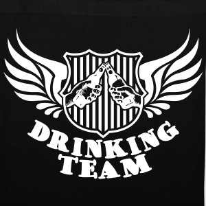 Drinking Team Bags & Backpacks - Tote Bag