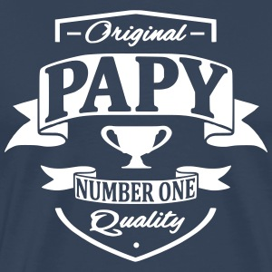 Papy Tee shirts - T-shirt Premium Homme