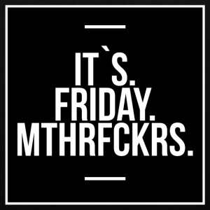 It´s Friday Motherfuckers - Stoffbeutel