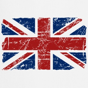 Union Jack - UK - Vintage Look  Delantales - Delantal de cocina