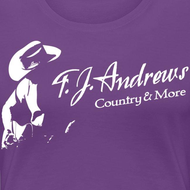 """T-Shirt Frauen """"T.J. Andrews"""""""