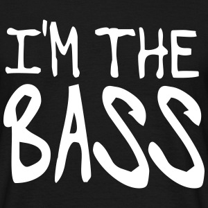 the Bass - Männer T-Shirt