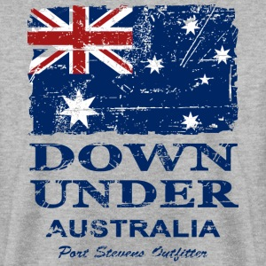 Down Under - Vintage Look  Bluzy - Bluza męska