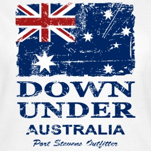 Down Under - Vintage Look  Tee shirts - T-shirt Femme