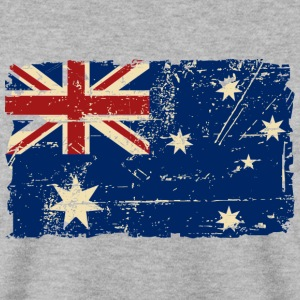 Australien - Down Under - Vintage Look  Sweat-shirts - Sweat-shirt Homme
