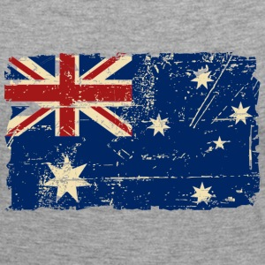 Australien - Down Under - Vintage Look  Long Sleeve Shirts - Women's Premium Longsleeve Shirt