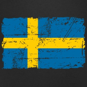 Sweden  - Vintage Look T-Shirts - Men's V-Neck T-Shirt