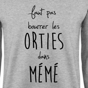 Les Orties et Mémé Sweat-shirts - Sweat-shirt Homme