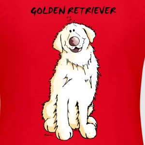 Gordi Golden Retriever T-Shirts - Women's T-Shirt