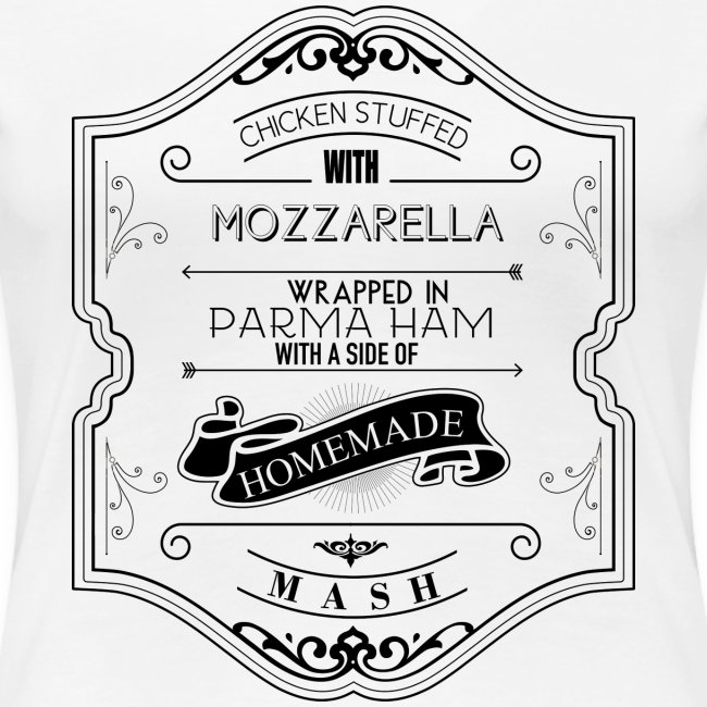 Parma Ham Women's Shirt