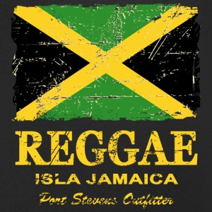Jamaica - Reggae - Vintage Look  T-Shirts - Men's V-Neck T-Shirt