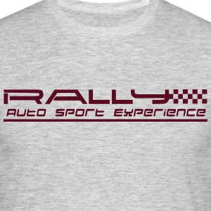 Rally Auto Sport experience Tee shirts - T-shirt Homme
