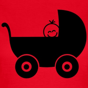 kinderwagen T-Shirts - Frauen T-Shirt