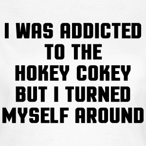 Addicted Hockey Cokey  T-Shirts - Women's T-Shirt