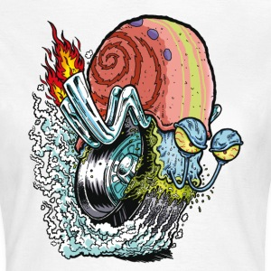 Womens' Shirt SpongeBob Snail - Women's T-Shirt