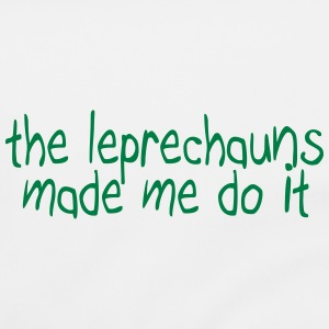 the leprechauns made me do it Bags & Backpacks - Shoulder Bag