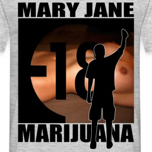 Mary Jane Tee shirts - T-shirt Homme
