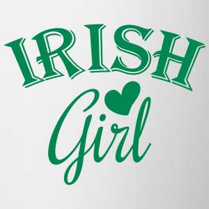 irish girl Mugs & Drinkware - Mug